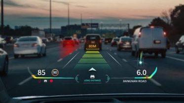 Huawei lancerer AR-kørselsassistent til bilens forrude