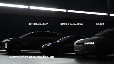IONIQ 7 – stor fuldelektrisk SUV på vej fra Hyundai