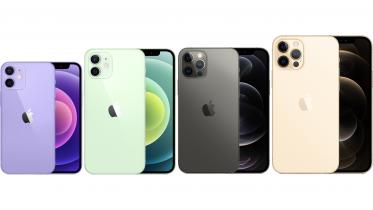 Priserne på iPhone 12 vil styrtdykke efter iPhone 13-lancering