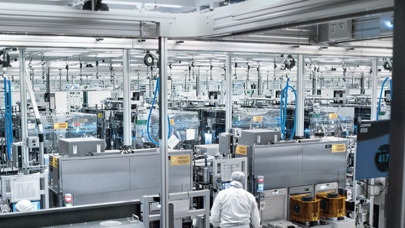 Intel investerer 80 milliarder euro i europæisk chipfabrik