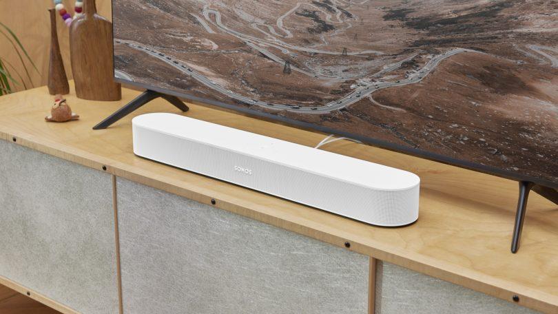 Sonos Beam (Gen 2): Ny lille soundbar – nu med Dolby Atmos