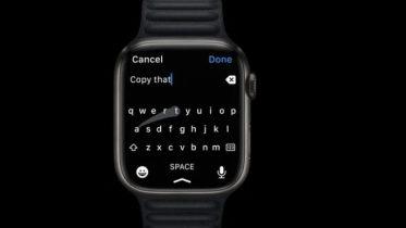 Apple blokerede for Watch keyboard – nu har de selv lanceret en klon