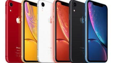 Apple skrotter tre iPhone modeller