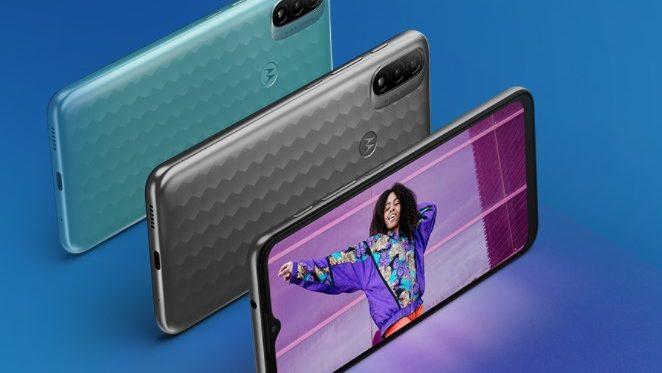 Motorola Moto E20 har Android 11 Go og super lav pris