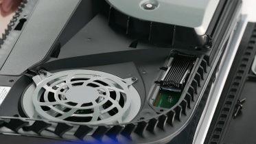 Sådan installeres M.2 SSD-lager i PlayStation 5