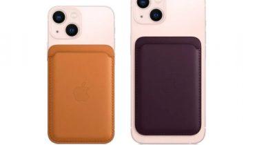 Apples nye MagSafe Wallet understøtter Find min-netværk