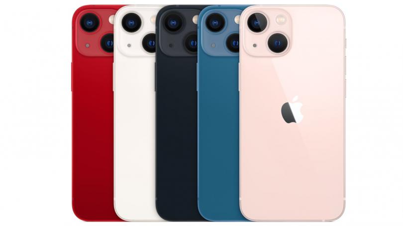 De første test af iPhone 13 og 13 mini – bedre batteritid