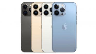 De første test af iPhone 13 Pro og 13 Pro Max