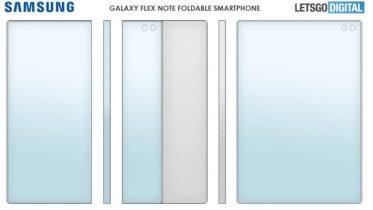 Flex Note: Samsung Galaxy Note kan fortsætte som foldbar serie