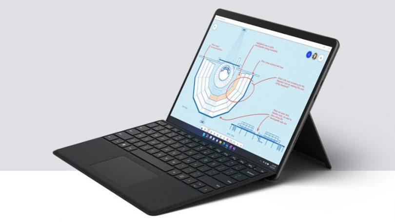 Microsoft Surface Pro 8 får 120 Hz 2K-skærm og 4G