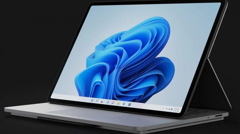 Surface Laptop Studio: Ny high-end laptop