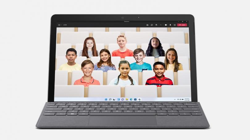 Microsoft Surface Go 3 får hurtigere Intel-processorer