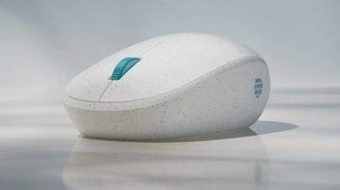 Microsoft Ocean Plastic Mouse – lavet af plastaffald