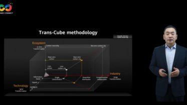 Huawei vil hjælpe industrier med at sænke CO2-forbruget