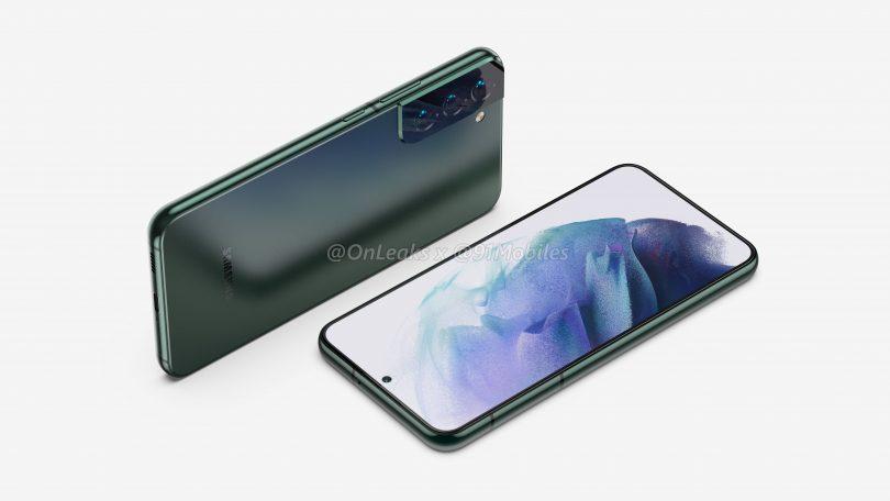 Samsung Galaxy S22 forventes at blive det største hit