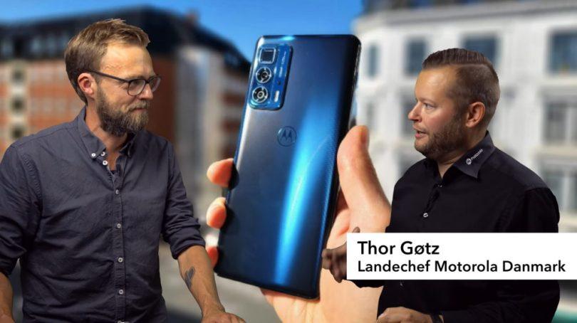 Motorola svarer på læsernes spørgsmål – se videoen