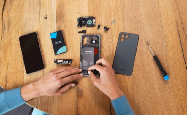 fairphone 4 etisk mobil