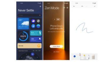 OnePlus OxygenOS 12 ruller ud nu – se nyhederne i det nye OS