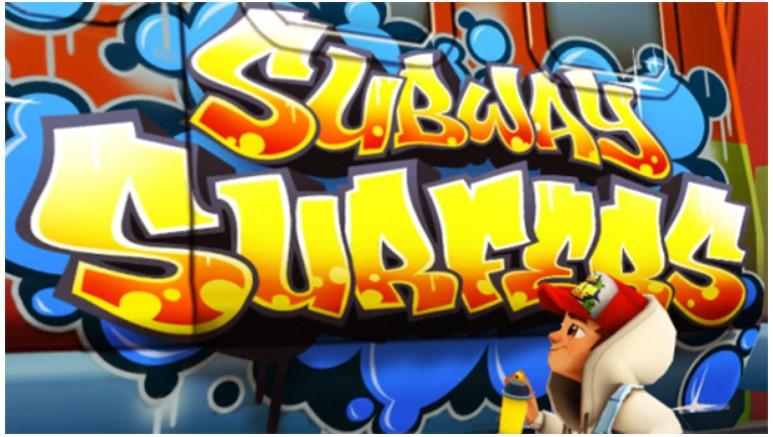 Subway Surfers stadig blandt verdens mest populære spil