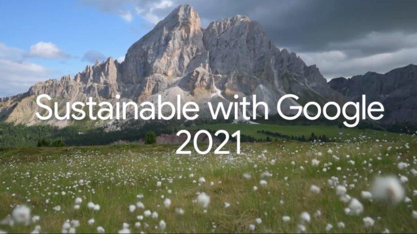 Miljøvenlige ruter på vej til Google Maps