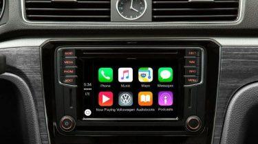 Apple arbejder på et CarPlay-infotainmentsystem til biler