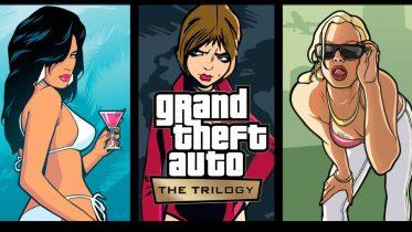 GTA Trilogy Definitive Edition Remaster til konsoller, PC og mobil