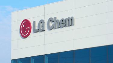 LG skal betale 12 milliarder kroner for fejl på batteri