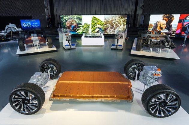 GM fleksibel platform