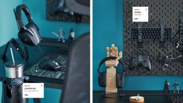 IKEA lancerer udstyr til gaming med ASUS ROG