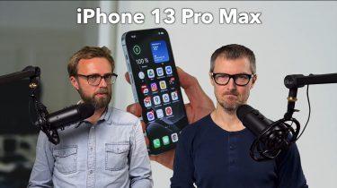 Anmeldelse af iPhone 13 Pro Max – skal du købe den?
