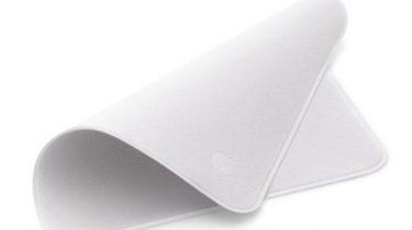 Apple klar med pudseklud til 179 kroner – 3 måneders leveringstid