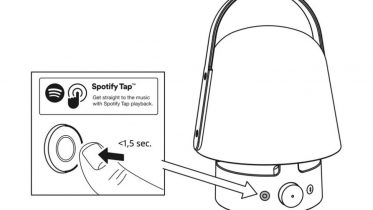 Ny højttalerlampe fra Ikea kan have Spotify-funktion