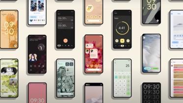 Android 12 understøtter kloning i visse apps