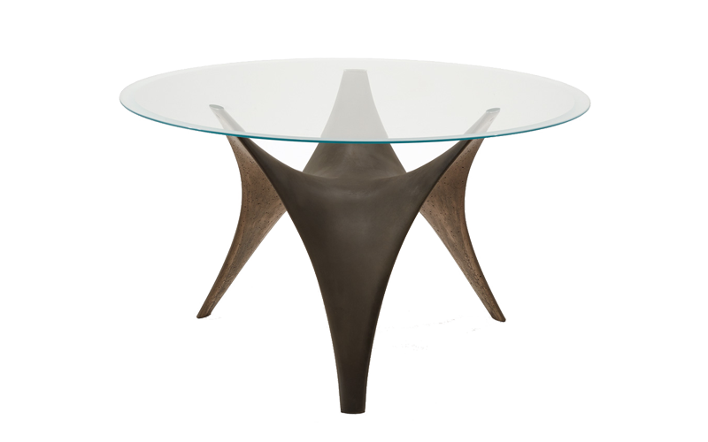 Arc Table. Foster+Partners, 2010