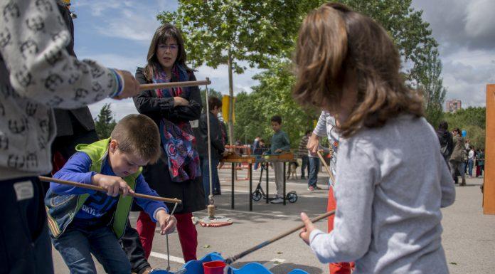 Jocs infantils Fira Primavera