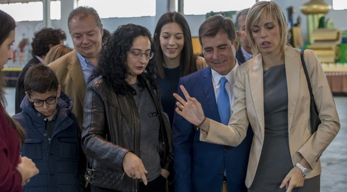 Inauguració Ca n'Oliveras
