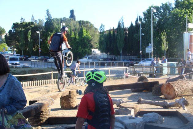 Inauguració Bike-Park