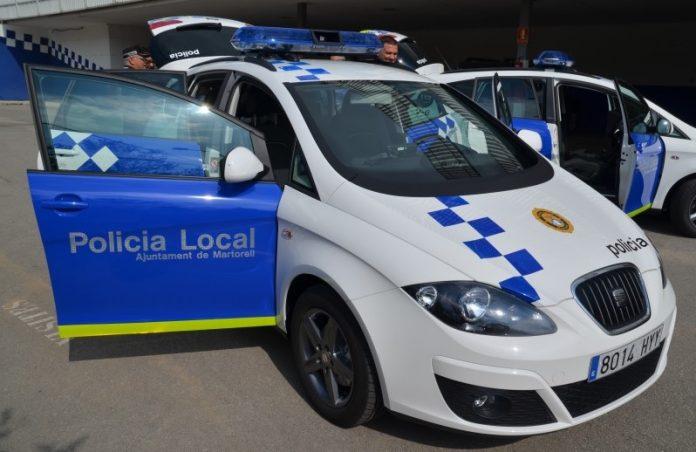 Policia Local Martorell