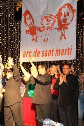 22è Festival Benèfic de l'Arc de Sant Martí a El Progrés.