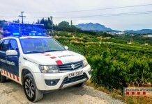 Campanya rural Mossos d'Esquadra
