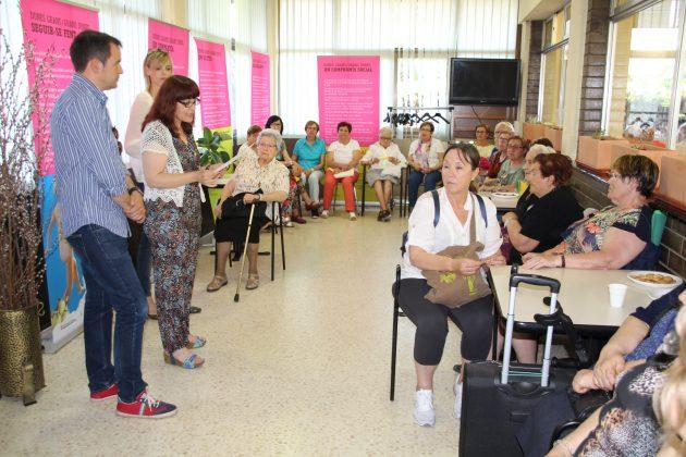 Exposició 'Dones grans, grans dones'