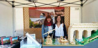 Museus de Martorell al festival Tarraco Viva. Gemma Jiménez i Sandra Barber