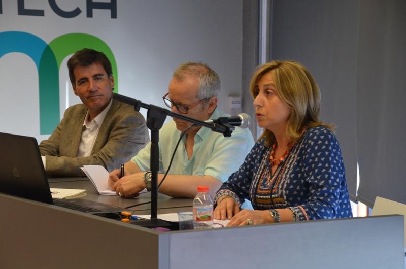 Xavier Fonollosa, Ricard Garcia i Rosa Mulà