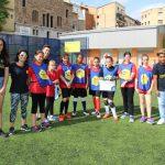 Semifinal torneig Cruyff Courts 6vs6