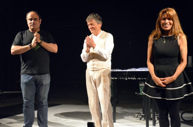 Ton Toset, Pep Bou i Montse Torras