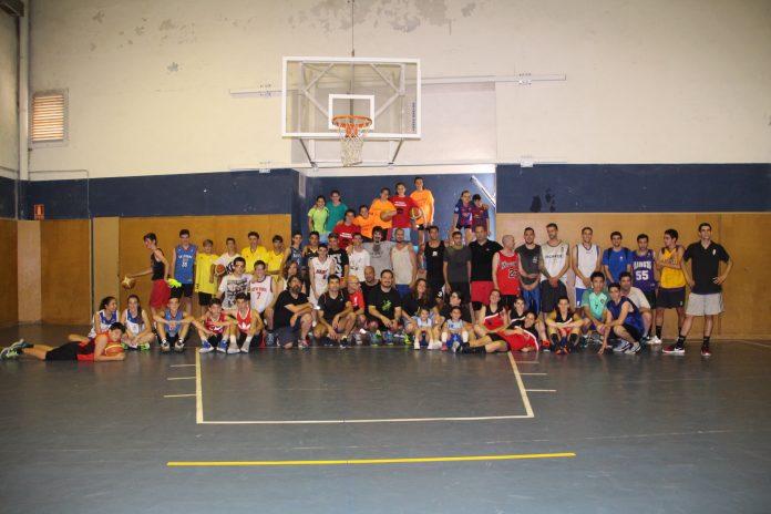 Torneig bàsquet solidari La Mercè
