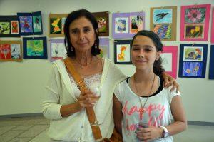 Carme Bueno i Paula Trigueros