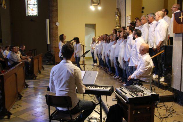 Concert Solidari Gospel Feelings