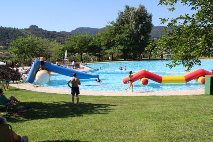 Inici temporada piscina d'estiu