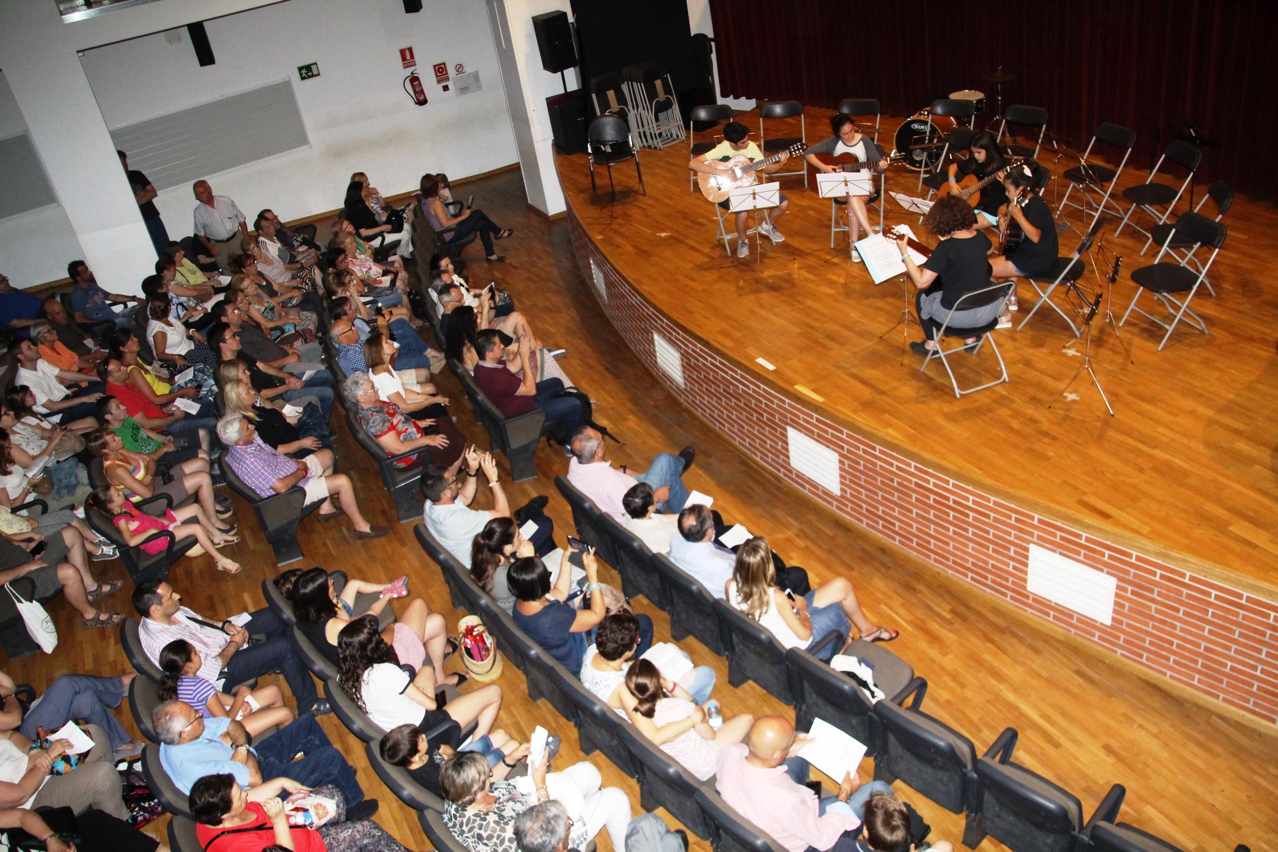 Cloenda curs Escola Municipal de Música